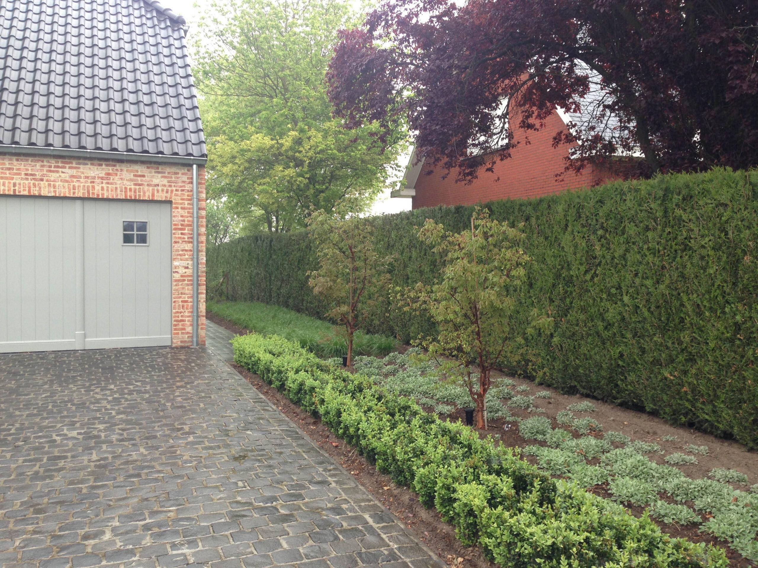 tuin keerbergen